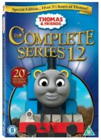 Nuevo Thomas & Friends Serie 12 DVD