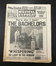NME- New Musical Express Magazine feat The Bachelors, September 20th 1963