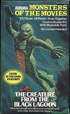 1960s AURORA The Creature From The Black Lagoon model box magnet - new!