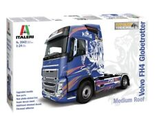 ITALERI SHOW TRUCKS 1:24 KIT CAMION VOLVO FH4 GLOBETROTTER MEDIUM ROOF  ART 3942