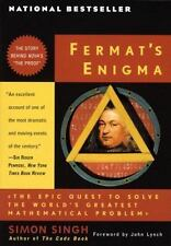 Fermat's Enigma: Epic Quest to Solve the World's Greatest Math Problem Good Free