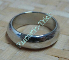 Wizard PK Ring G2 Silver / Magnet Ring/Magic Accessories
