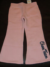 Gymboree Homecoming Kitty pink cheer team cheerleader pants NWT 4 4T