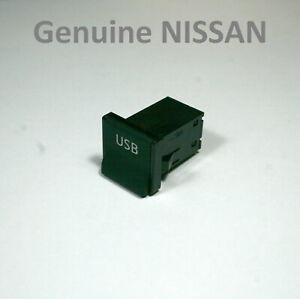 2010-2013 Nissan Altima  Audio Connector Jack USB Input Port