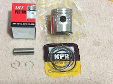 Honda CT90 CM91 SL90 S90 ST90 CM91 C90 CL90 0.25 mm Domed Piston Set & 5 rings