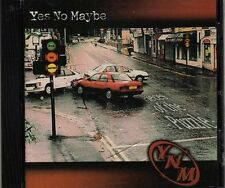 YES NO MAYBE - PIECES OF THE PUZZLE - 5 TRACK MUSIC CD - NEW SEALED - F892