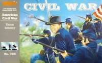 Imex 705 1/32 Civil War Union Infantry (18) 761963007054
