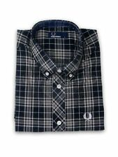 Fred Perry Button Down Langarm - Hemd M8304 297 #5746