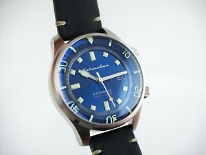 New Spinnaker Bradner Gen 2 Automatic Compressor Style 42mm Dive Watch