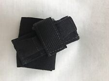 "Eagle Industries Black Asp Baton Holder Belt Mounted Duty LE Security 4"""
