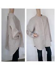Soft Surroundings Fabulous Button Down Shirt 1X Linen Long Sleeve Tunic NWT