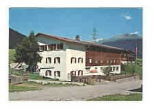 """Klosters  1968,  Studentenhotel  """" Chesa Selfranga """""""