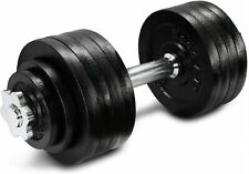 Brand New Yes4All 52.5lb SINGLE Adjustable Dumbbell Weight - Ready2Ship