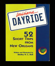 LOUISIANA DAYRIDE~SHORT TRIPS FROM NEW ORLEANS~OAK ALLEY PLANTATION-BATON ROUGE+