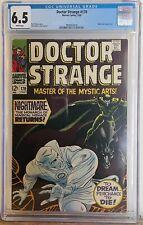 Doctor Strange #170 (1968) CGC 6.5 KEY 1st Nightmare in Series New MCU Movie HOT