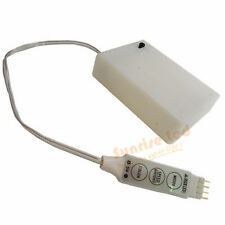 4.5V 3xAA Battery/Holder Box With Switch+Mini-Controller for LED Strip 5050RGB