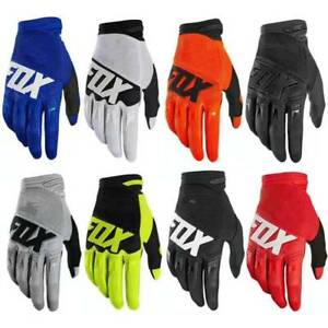 Full Finger Motorcycle Glove Cycling BMX MTB Bicycle Bike Riding Racing Glove UK