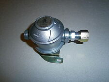 CAVAGNA STRAIGHT 30MB GAS REGULATOR BULK HEAD USED ON CARAVANS FROM 2004 8MM