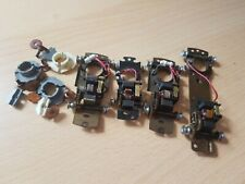 Triang  Minic Motorway - nice lot of 4 brass chassis - all running