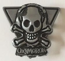 Oxymoron buckle Gürtelschliesse aus Metall