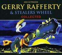 Stealers Wheel, Gerry Rafferty & Stealers Wheel - Collected [New CD] Holland - I