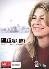 Grey's Anatomy - Season 15, DVD