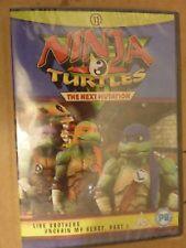 Ninja Turtles 11 The Next Mutation TMNT NEW AND SEALED