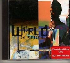 (CJ809) World In Motion, 17 tracks various artists - 1998 CD