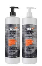 Fudge Make A Mends Shampoo Sulfate Free 1000ml & Conditioner 1000ml