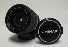 CHINAR f/3.5-4.5 35-70mm Macro Zoom Lens SLR Camera DSLR Pentax K Micro 4/3
