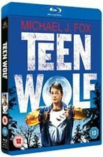 Teen Wolf Blu-ray 1985 All Regions