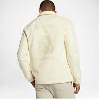 CONVERSE x FOOTPATROL MEN'S COACHES JACKET CREAM WHITE 10006148-A01