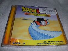 Dragon Ball Z - Folge 3: Die Höllenspirale  - CD - OVP