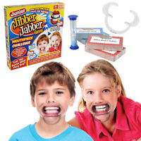 Junior Jibber Jabber Party Game Fun Funny Kids Birthday Christmas Party Game