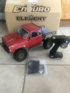 Element Rc Enduro Rock Crawler Trail Truck