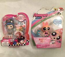 Kuu Kuu HaraJuku Hara Juku Love Ring & Powerpuff Girls Blossom Belle Doll New