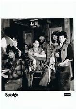 """Splodge (nessabounds) UK Original Deram Promo Photo 7"""" x 5"""""""