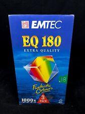 Emtec E 240 PHG HiFi VHS High Grade