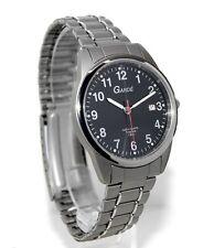 Garde Uhren aus Ruhla Titanuhr Titan-Herrenuhr Elegance 1310-6  NEU