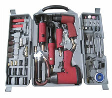 Potenza 77PC pistola ad aria Tool Kit Cricchetto Smerigliatrice Martello Socket Hex-AMTECH