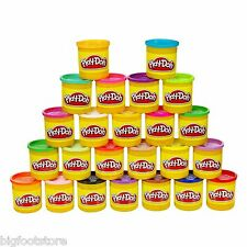 Play Doh 24 Pack of Colors - Dough Molding Clay Modeling Kids Toys Fun Build New