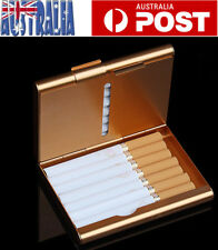Pocket Cigarette Cigar Storage Case Box Tobacco Container Holder Creative Gift