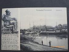 Ansichtskarten aus Niedersachsen mit dem Thema Schiff & Seefahrt