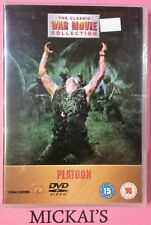 PLATOON - THE CLASSIC WAR MOVIE COLLECTION CWMCN15 DeAGOSTINI DVD PAL