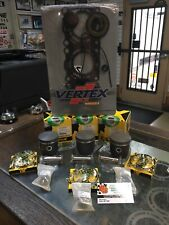 02'-06' Yamaha SX Viper 700 Stock 69.00mm Bore Pistons Complete Gasket W/ Seals
