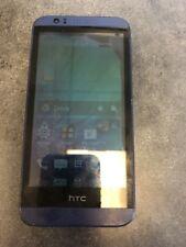 HTC Desire 510 0PCV1 Sprint Blue/Black, Bad ESN, Lcd