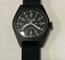 US Military Mechanical Watch Marathon  H3 in working condition