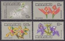 MALAWI - 1969 Orchids of Malawi (4v) - UM / MNH