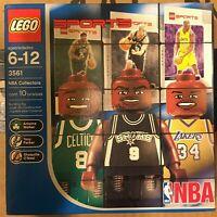 YOU PICK Lakers Kobe Bryant CUSTOM Minifigure Display Case /& Card