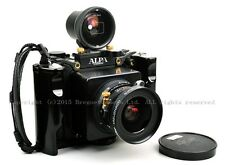 ALPA 12WA + Schneider Super Symmar 80mm f/4.5 Aspheric MC+Maniya 68 Back X00621